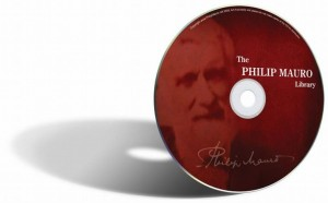 Philip Mauro CD image